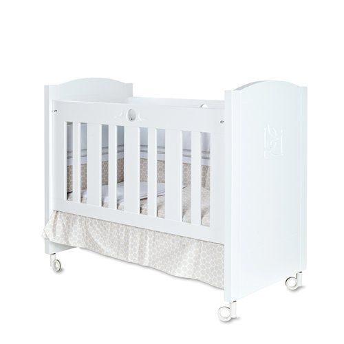 Harriet Bee Mildred Wood Cot Sleigh Cot Bed Sleigh Cot Cot Bedding
