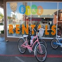 Go For A Bike Ride Bike Palm Springs Rentals And Tours Rent All