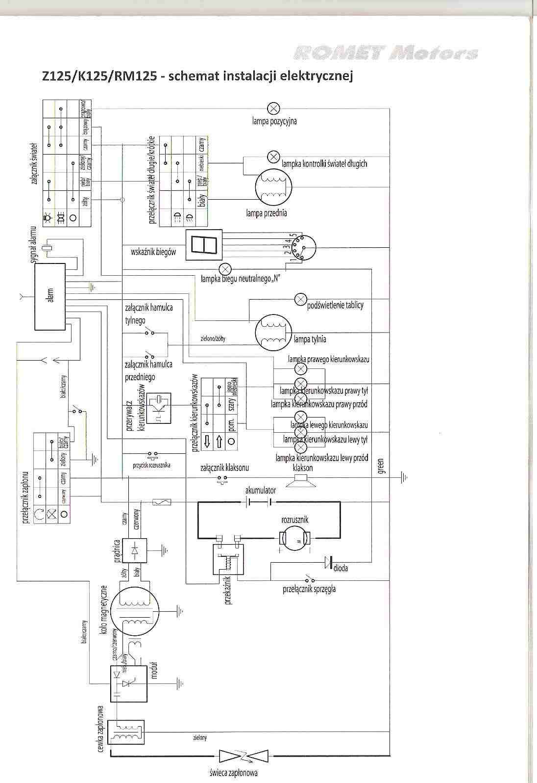 Chinese Atv Wiring Diagrams Wiring Diagram For Baja 150cc Wiring