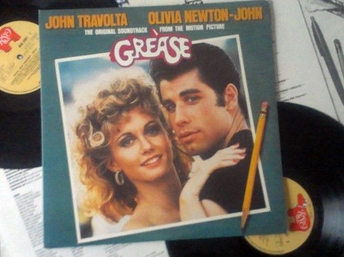 Various - Grease Soundtrack Album (Vinyl in Very Good Condition)