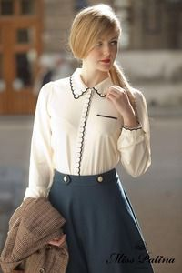 Working Girl Blouse