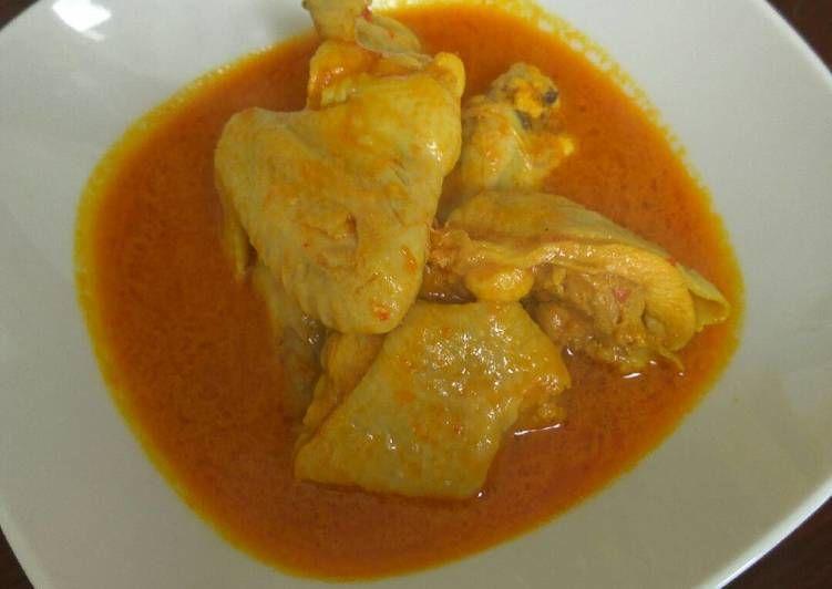 Resep Ayam Kari Oleh Dewi Dapur Resep Resep Ayam Kari Kari Resep Ayam
