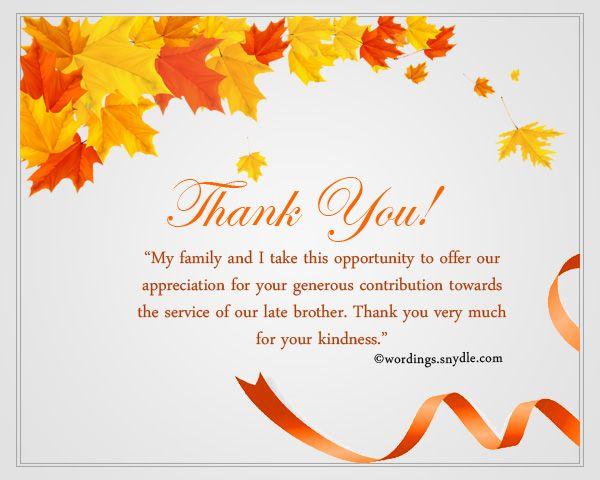 sympathy-thank-you-notesjpg (600×480) Thankful Pinterest - thank you notes