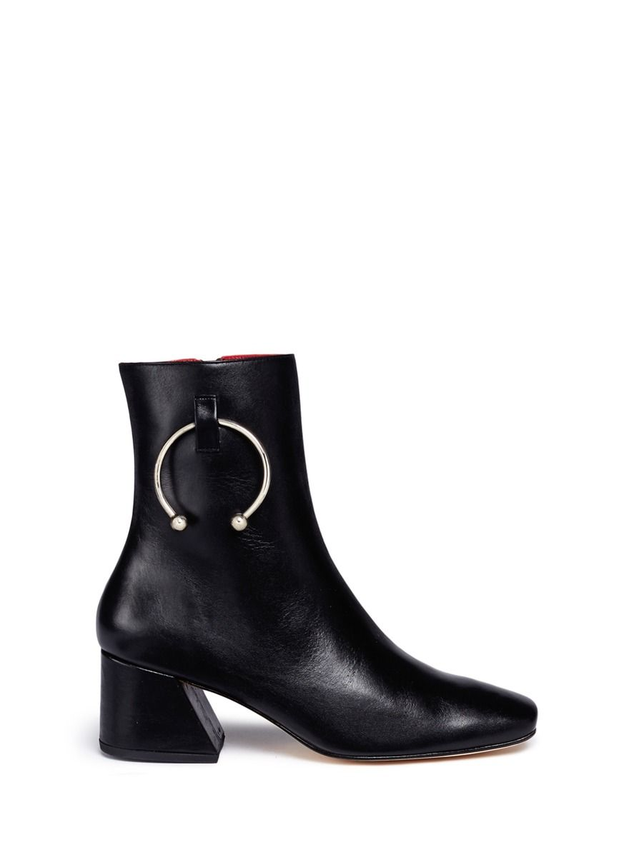 Bottines en cuir NizipDORATEYMUR xTilrwH
