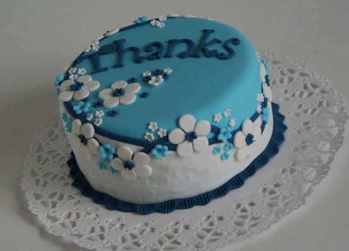 Thank You Cake Thank You Cake Cake Fab Cakes