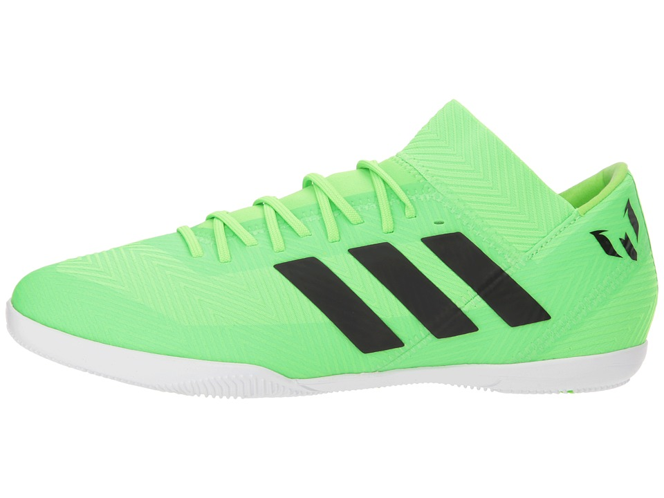adidas Nemeziz Messi Tango 18.3 IN Men s Soccer Shoes Solar Green Black Solar  Green c26efd146