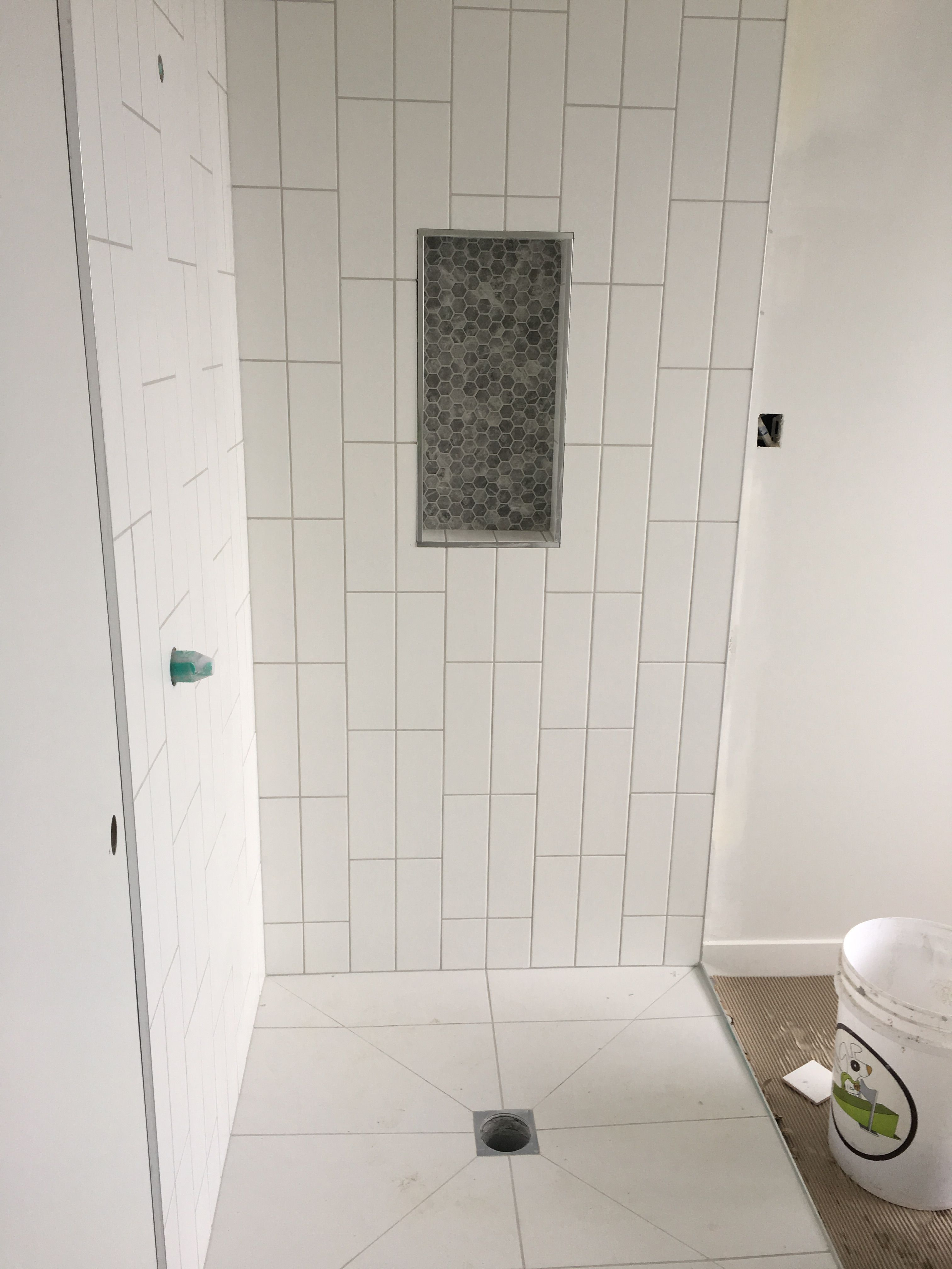 vertical subway tile double offset with