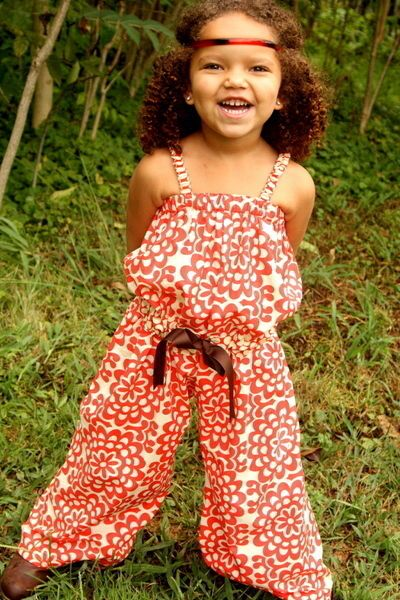 Retro Romper PDF Sewing Pattern nb-10 girls///how oh-so-too-cute is ...