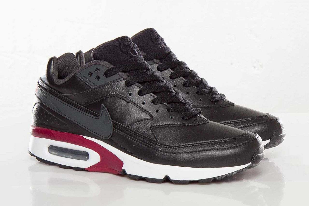 Nike Air Classic BW Black/Anthracite-Team Red-Atomic Red