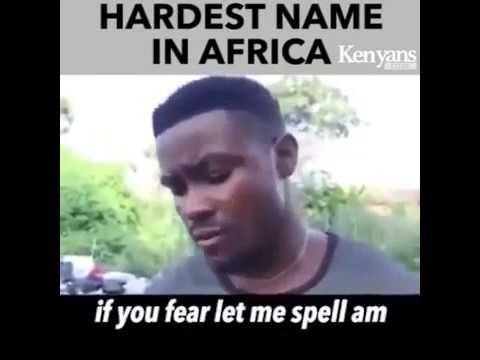 Nama paling Aneh & Panjang Sedunia