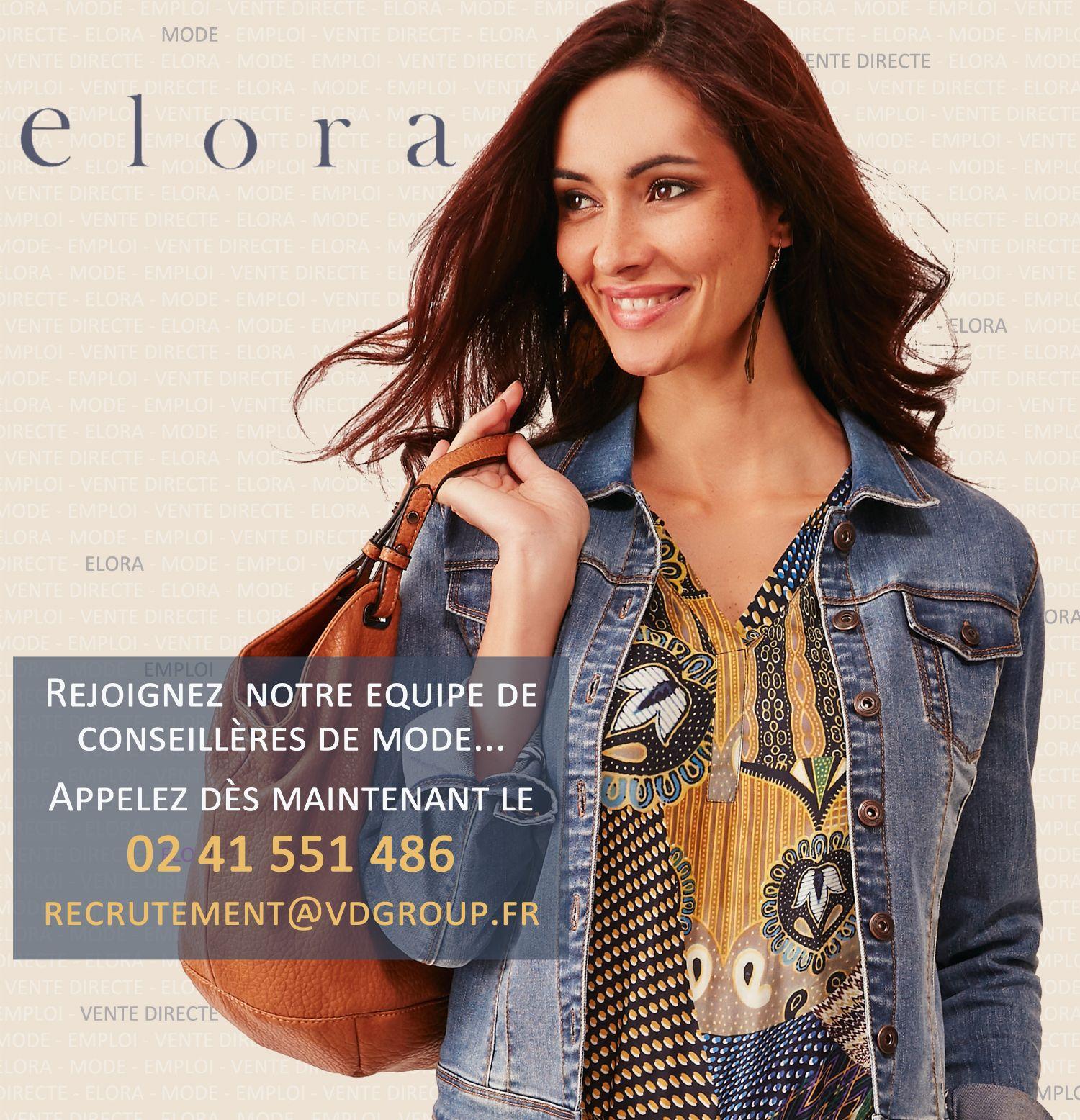 Vente Directe à Domicile Elora By GF Le Spécialiste De La Vente à - Vente a domicile pret a porter