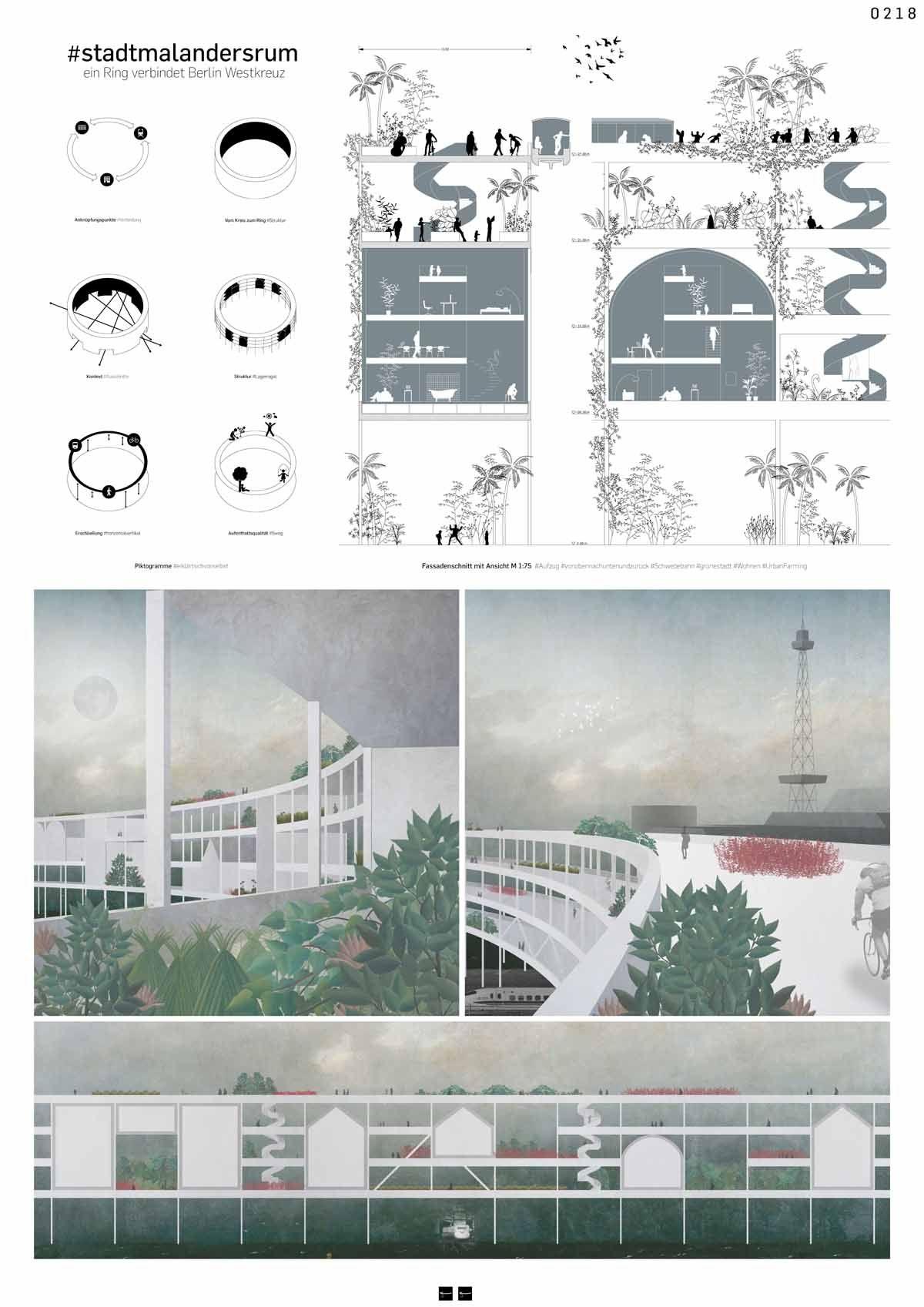 Schinkelpreis aufgabe friendly alien noah scheifele for Berlin architektur studieren