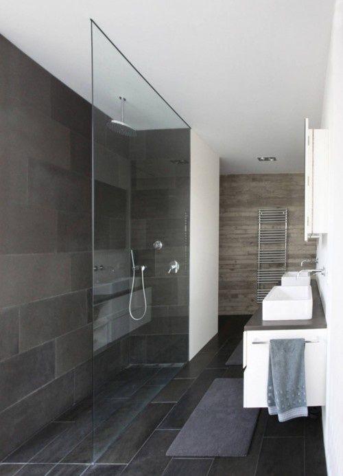 Ma vie en vert pinspiratie de badkamer bathroom pinterest bath bath design and bathroom for Moderne badkamer deco ideeen