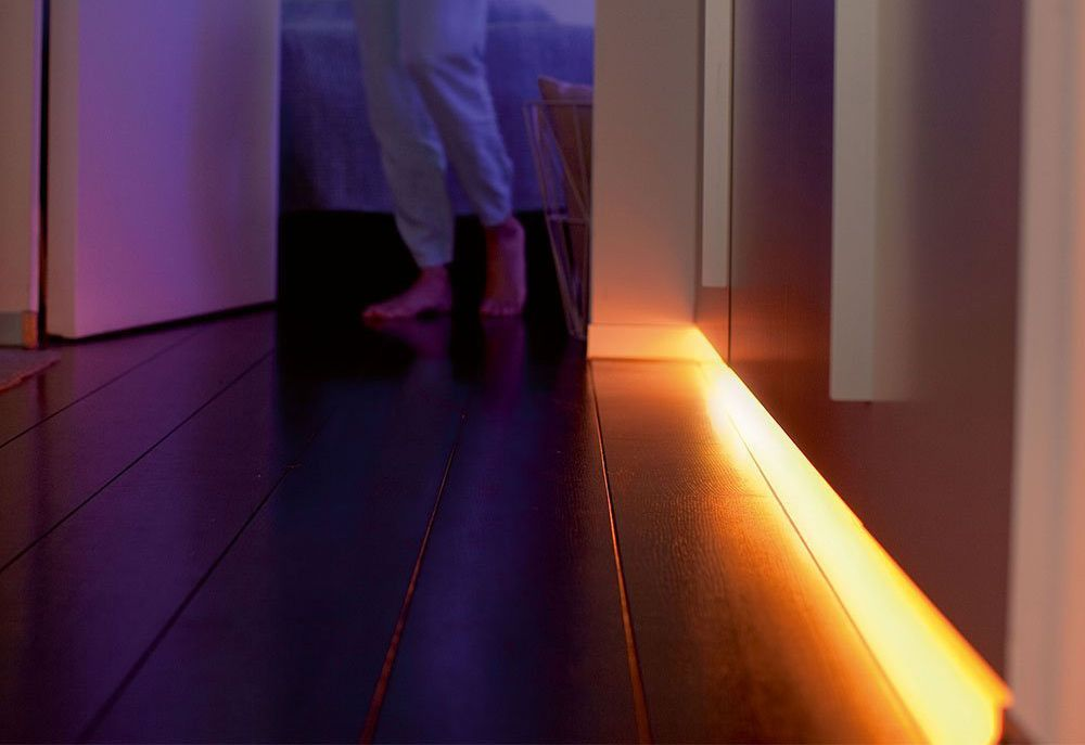 The Philips Hue LightStrip might be your new favorite thing