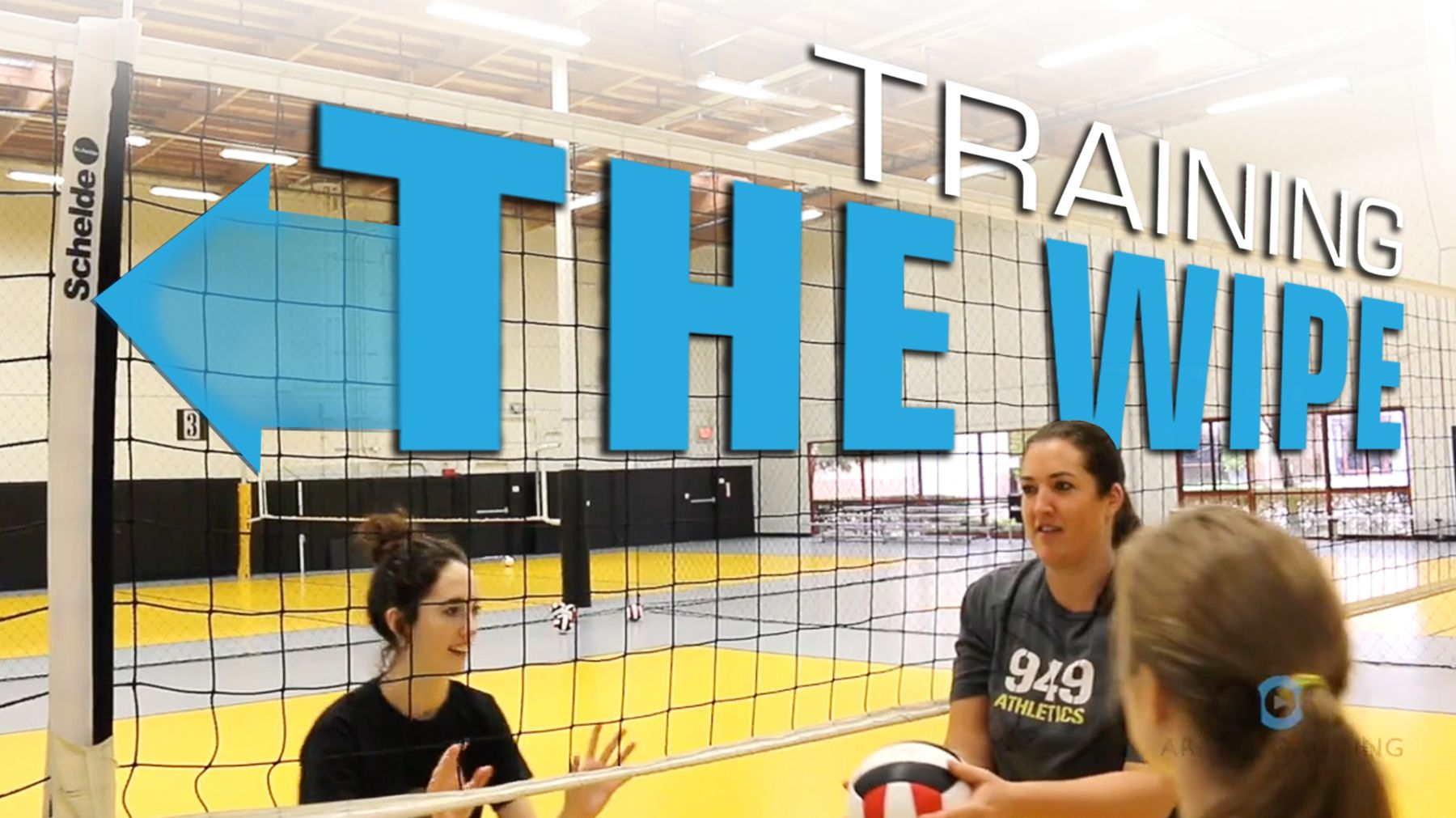 Training The Wipe Volleyball Training Coaching Volleyball Volleyball Tips