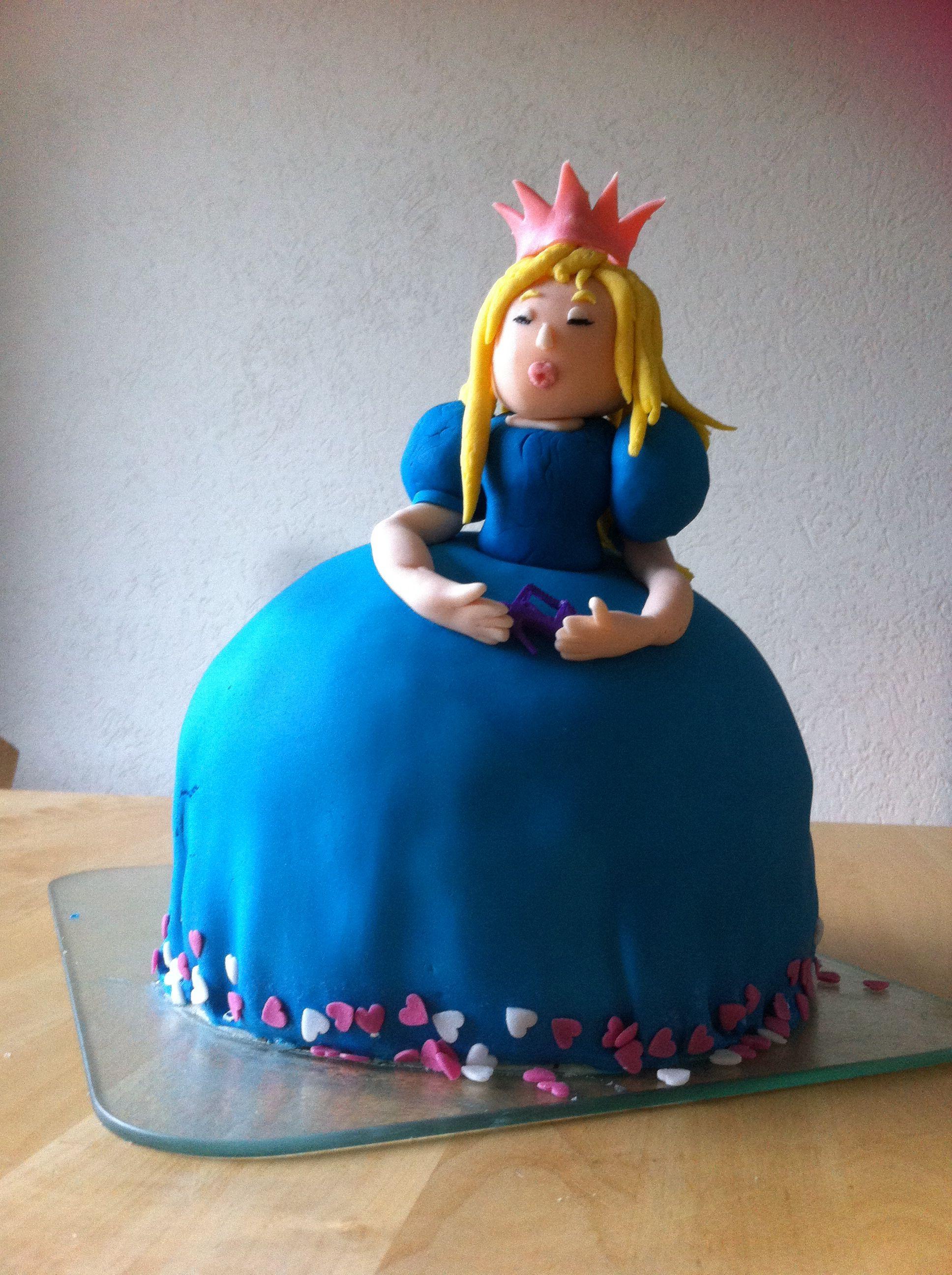 Assepoester / Cinderella cake