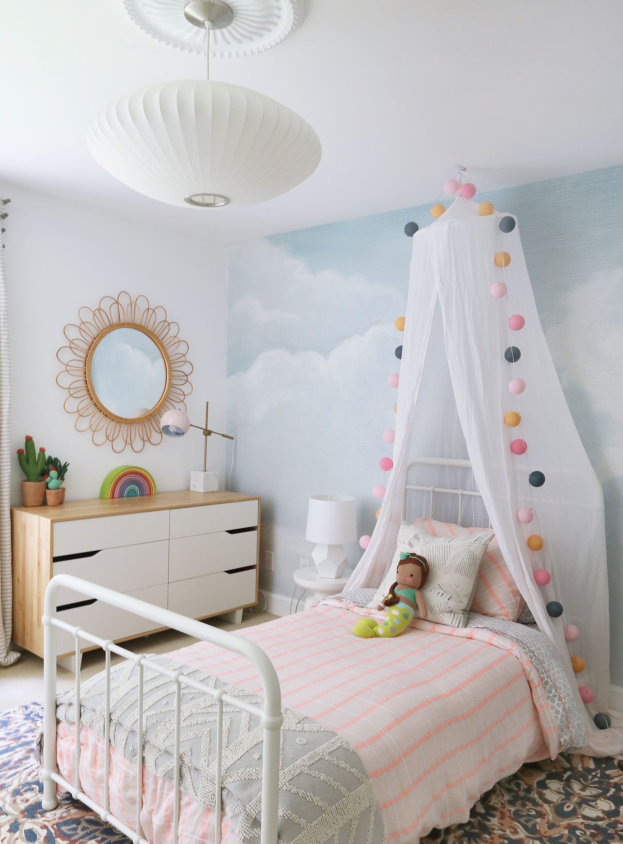 In the Big Kid Room with Sunny Circle Studio - Project Nursery