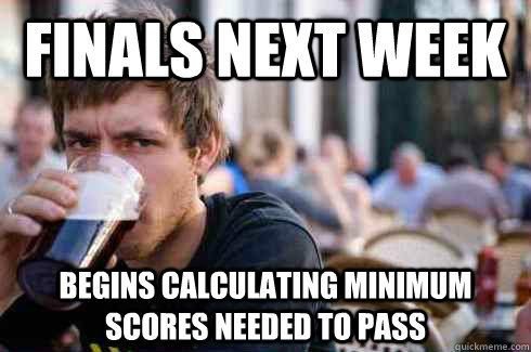 29 Horrific Things That Happen Every Single Finals Week College Senior Finals Memes College Humor