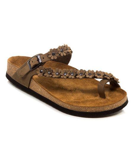 ddc86e32d39 Comfortfusse Sand Ilva Leather Sandal - Women