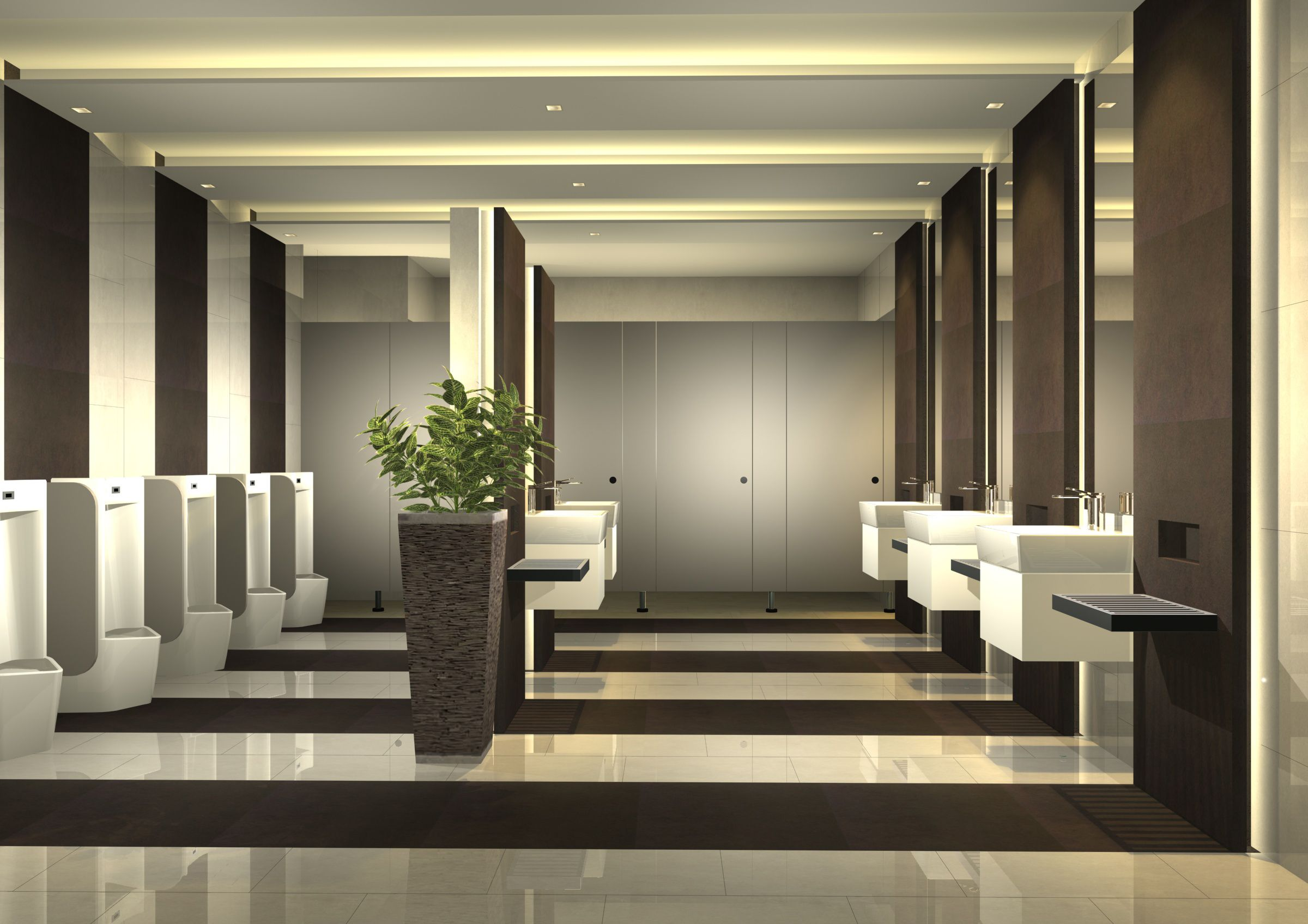 Treasury building toilet male s1 1 d3 11212014 office for Washroom interior design