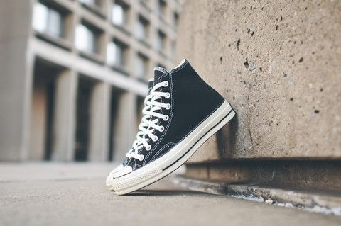 e208936f74e9 Converse 1970 Chuck Taylor All-Star Hi - Black   White
