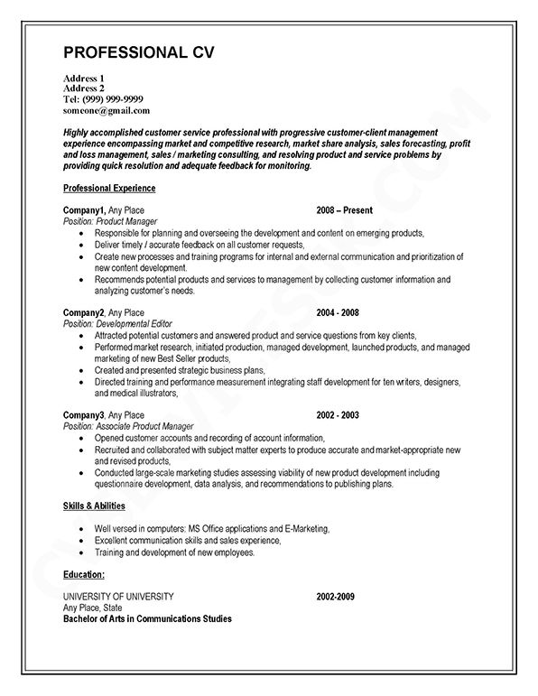 CV Writing Services Dubai  Resume Writing Service UAE Medical Doctor Resume Example