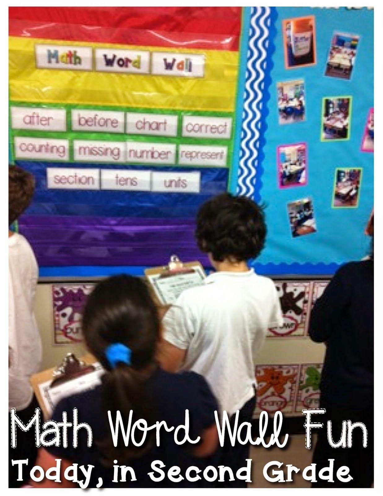 Math Center Madness