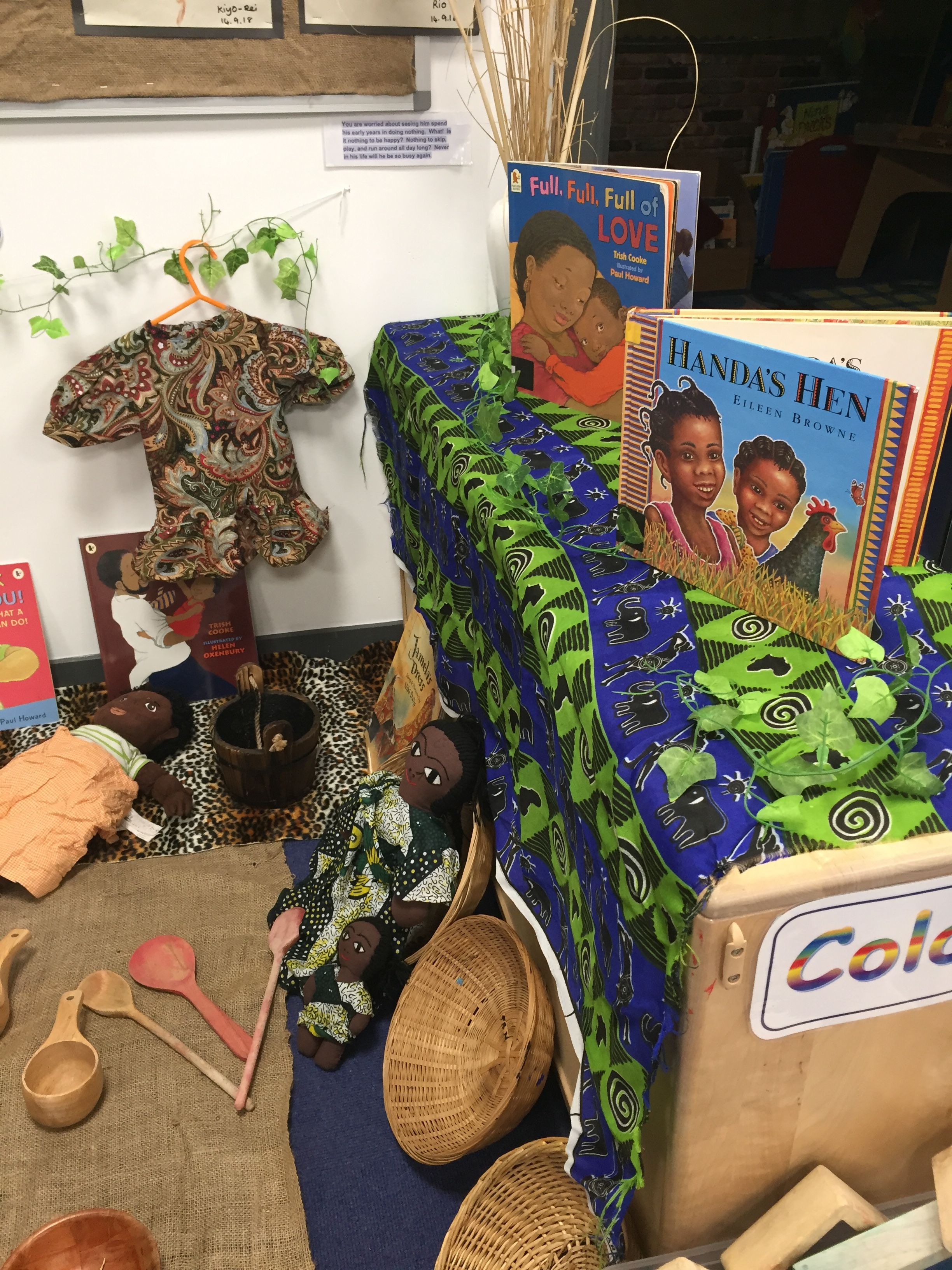 Black History Month In The Eyfs Image By Julia Hussey
