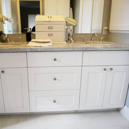 Image Result For Frameless Shaker Cabinets