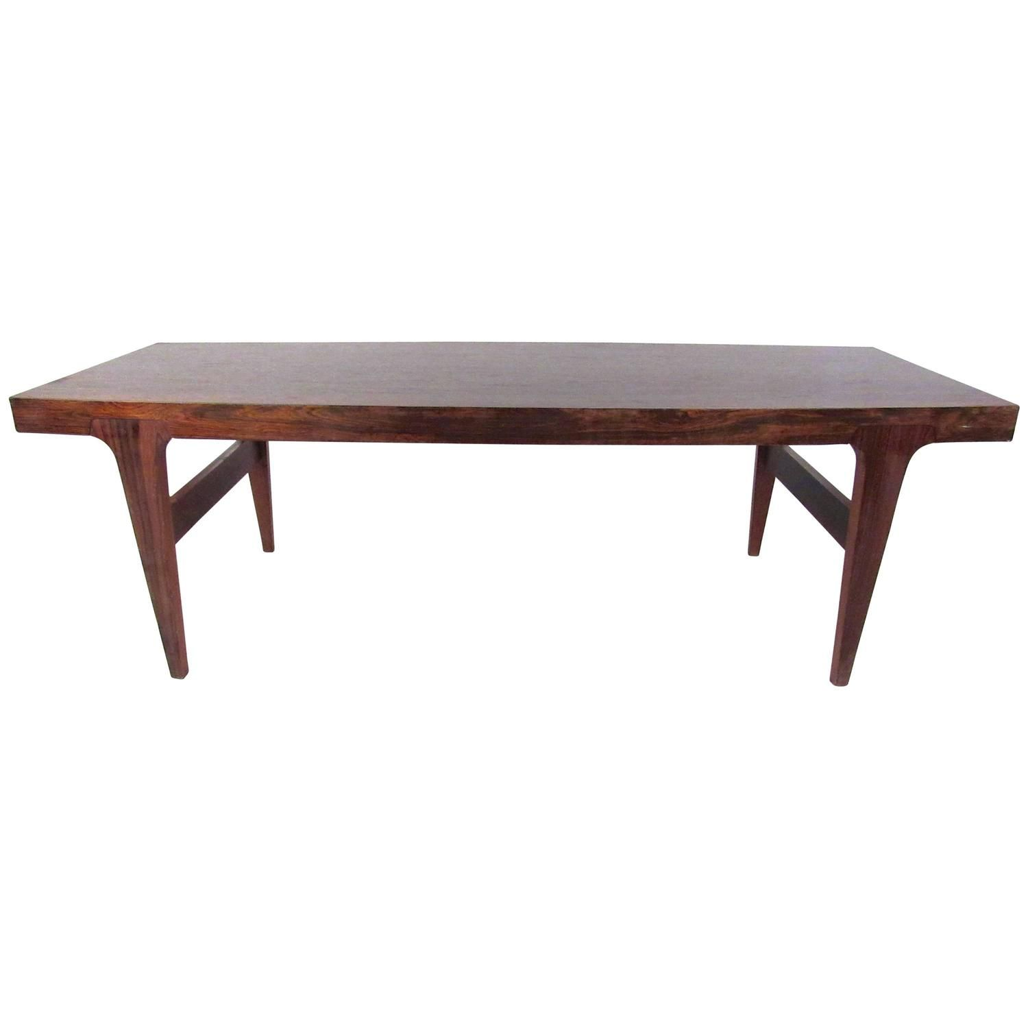Horseman Antiques Inc Danish Modern Rosewood Coffee Table W63 D26 H20 1000 Coffee Table Table Mid Century Modern Furniture [ 1500 x 1500 Pixel ]