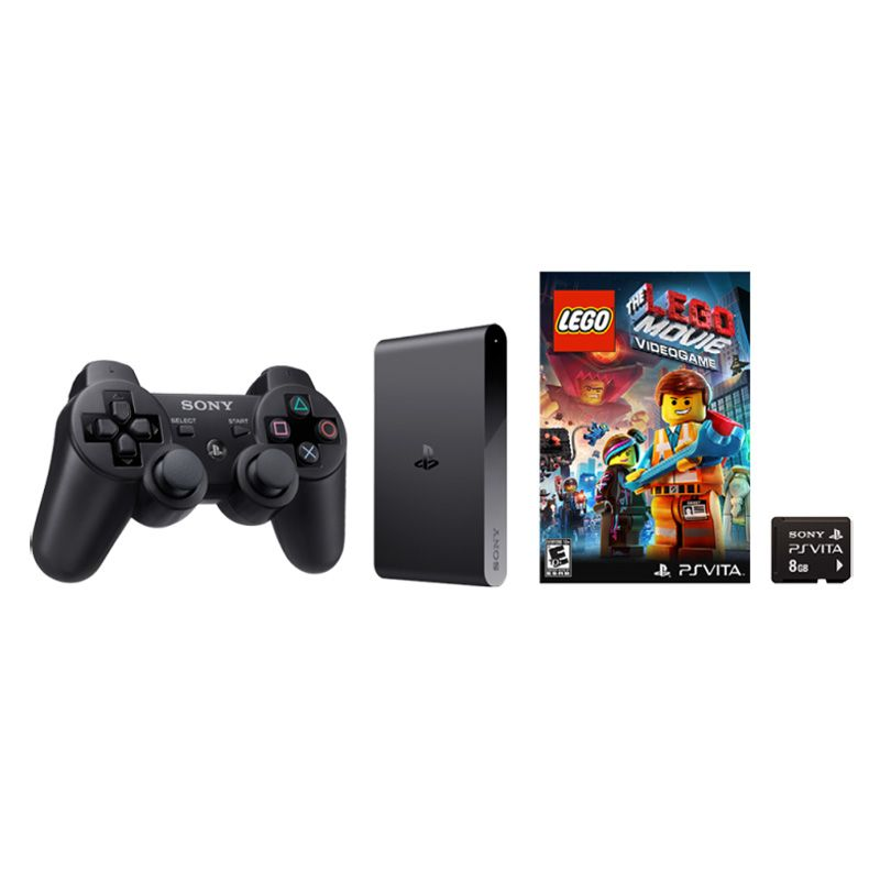 PlayStation TV System/Lego Movie Video Game Bundle - Release Date ...