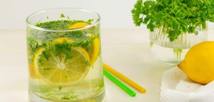 Brûle graisse citron persil : un régime efficace