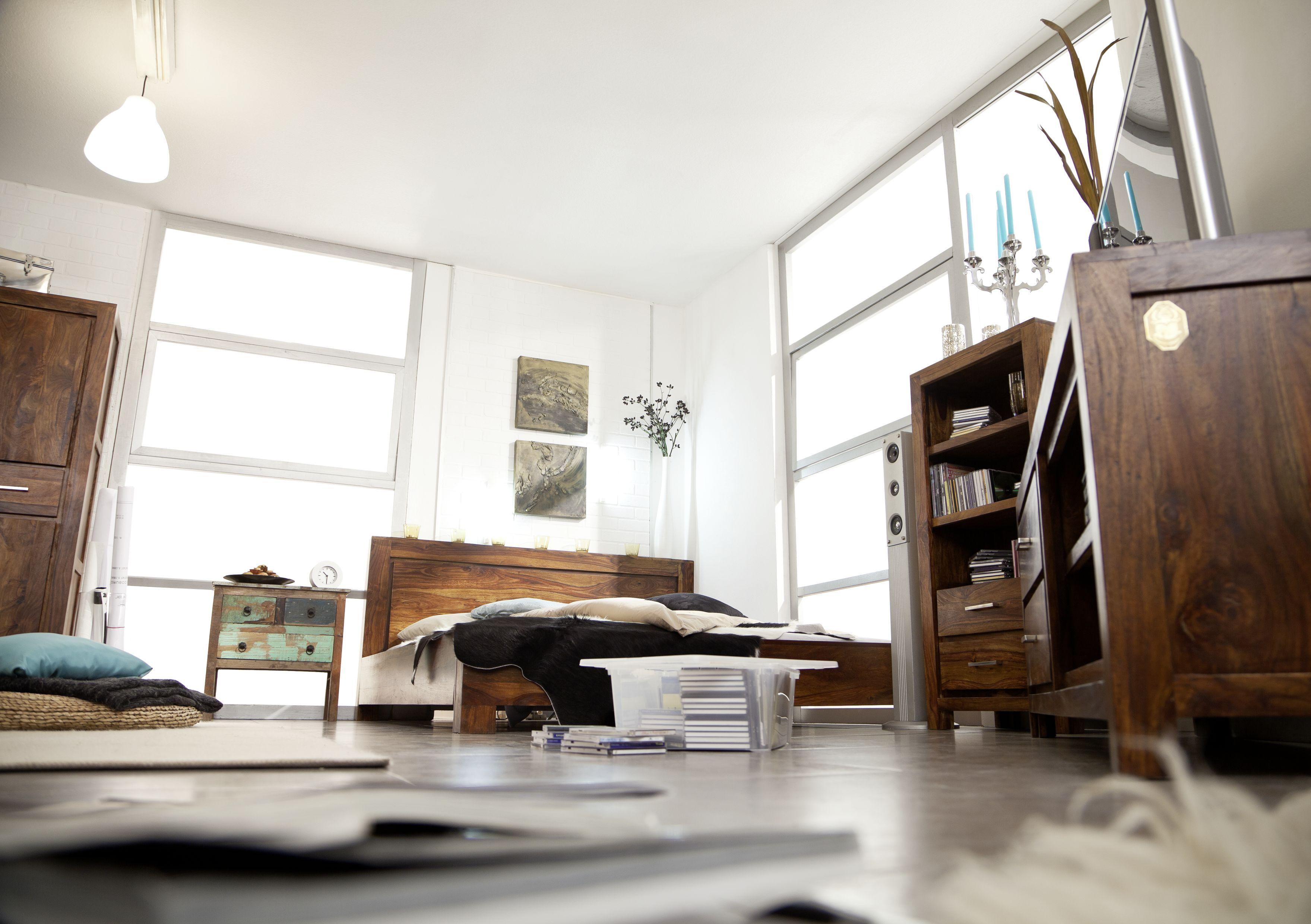 Möbel Palisander Versandfrei Kaufen Massivmoebel24 Bett Modern Haus Inneneinrichtung