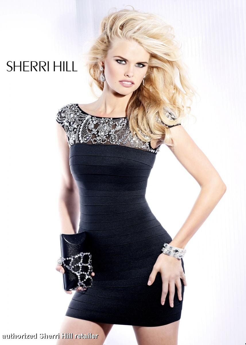 Sherri hill love this dress from fall collection prom