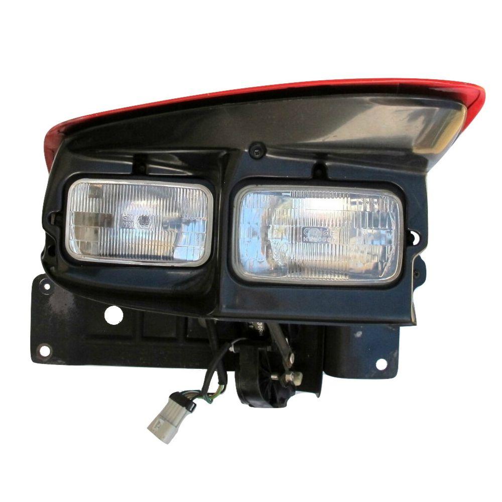 2000 Cadillac Escalade Headlight Assembly