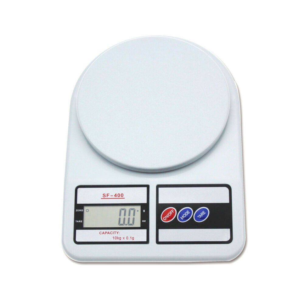 Digital Electronic Kitchen Scale Weight Food Diet Balance Measure