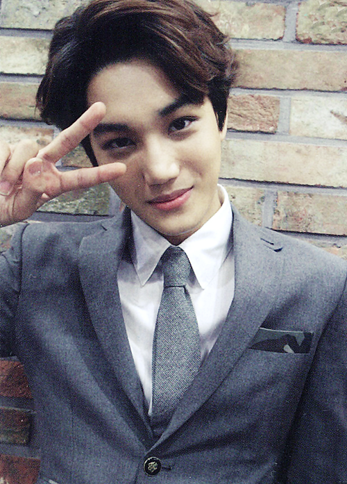 Details about EXO KAI Official PHOTOCARD 1st Repackage ...