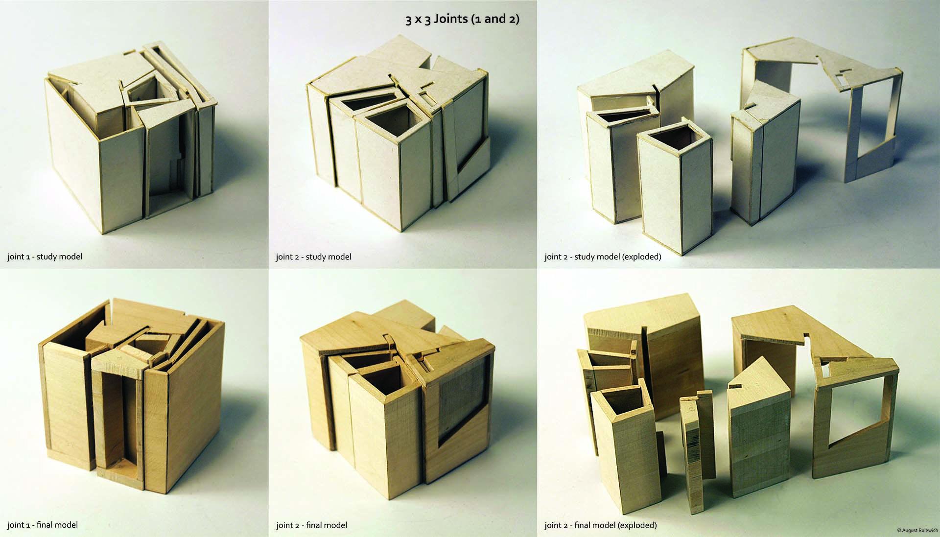 Conceptual Architecture Model Cube
