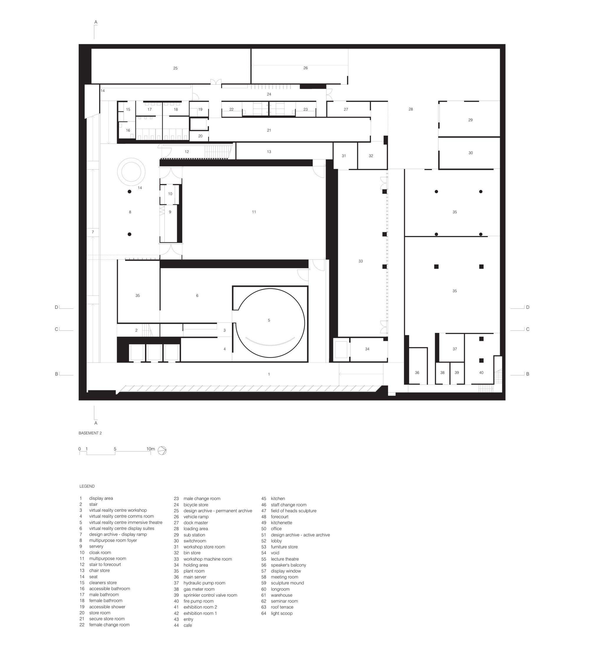Gallery Of Rmit Design Hub Sean Godsell