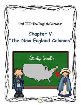 Study guide 5th gr s studies chapter 5 the new england colonies us study guide 5th gr s studies chapter 5 the new england colonies us history fandeluxe Gallery