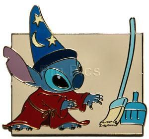 0b9f76440f0177 Stitch Get Your Own Movie Collection - Fantasia   Disney Pins I Want ...