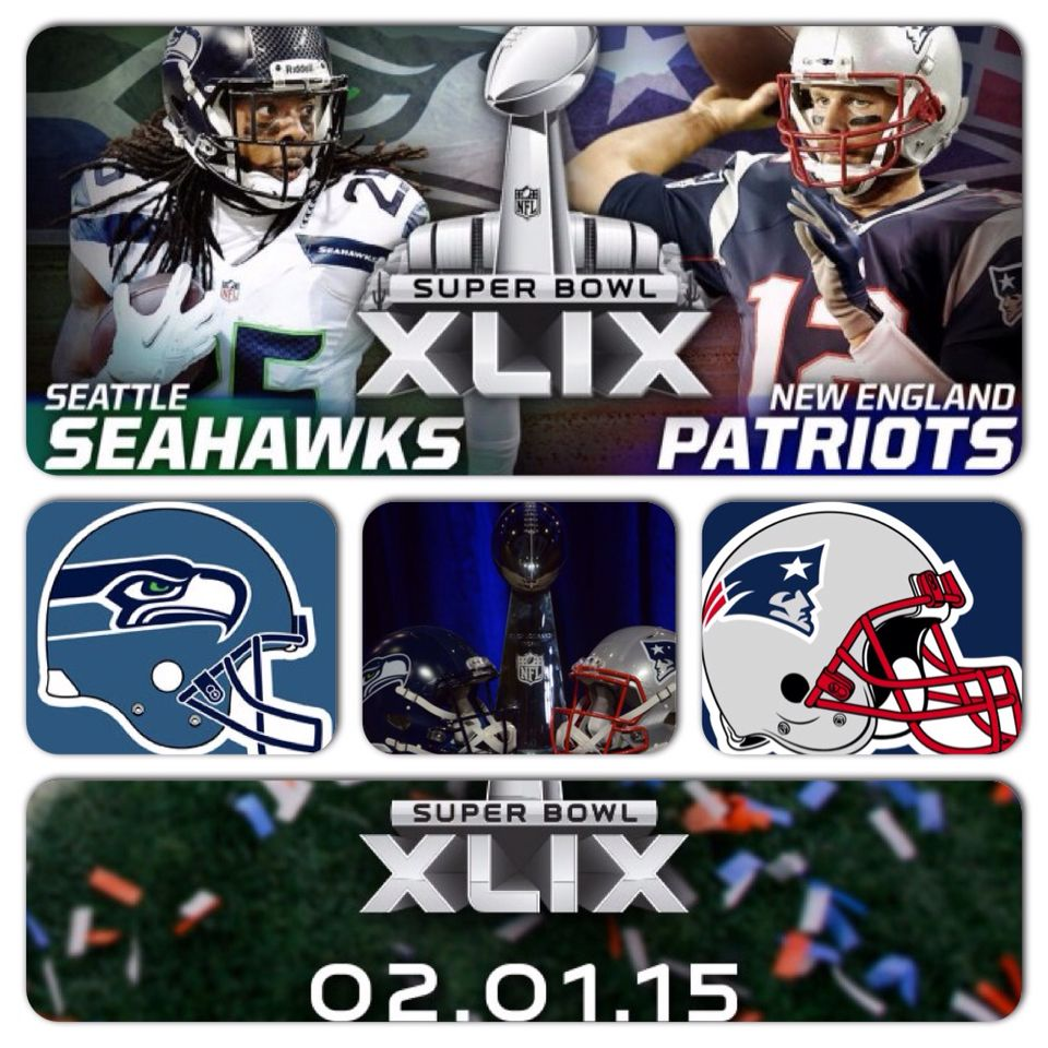 Super Bowl Xlix 49 Sunday February 1 2015 Super Bowl Xlix New England Patriots Vs Seattle S Usa Today Sports University Of Phoenix Stadium Super Bowl