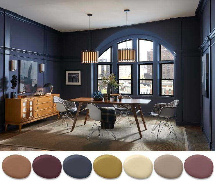 Sherwin Williams On What Color Palettes