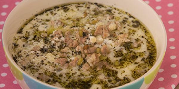 Et Sulu Yogurt Corbasi Tarifi Yemek Tarifleri Yemek Gida