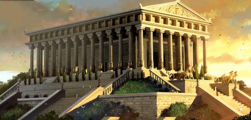 Historia De La Música Maravillas Del Mundo Mundo Antiguo Arquitectura Griega