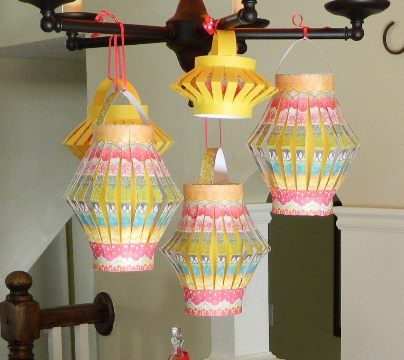 Chinese Paper Lanterns Represent Merriment And Festivity Now You Can Bring Some Culture Into The Classrooms With Homemade