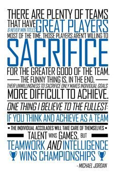 Sports Team Quotes quotes about teamwork in sports   Google Search … | Sports theme  Sports Team Quotes