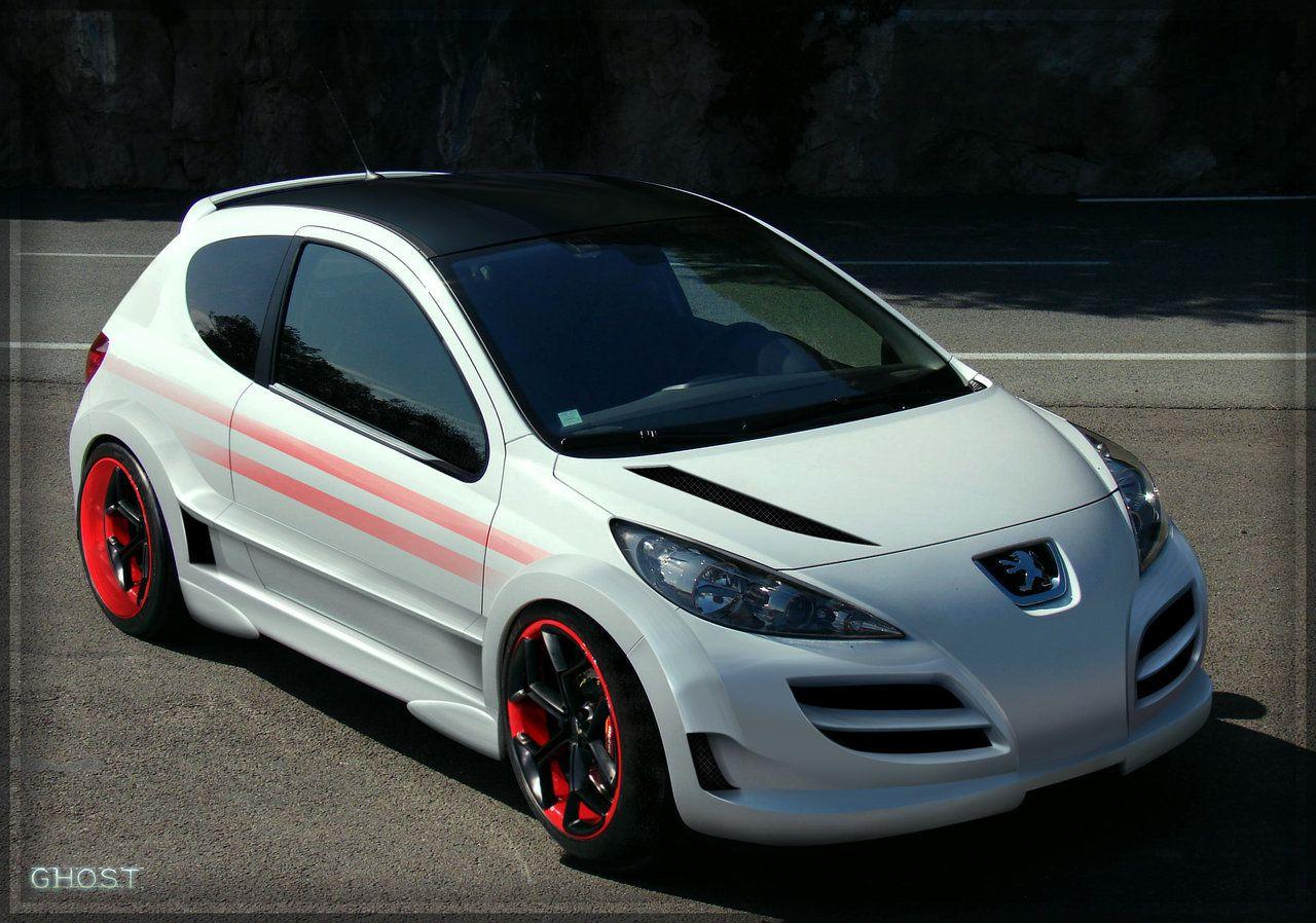 Peugeot 207 Peugeot Hot Hatchback Car Sticker Ideas