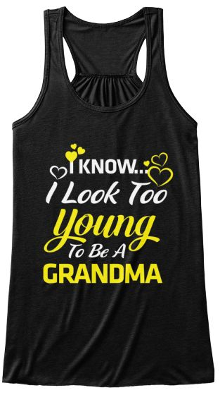 Young Grandma Ltd Baby Shower Pregnancy Announcement Gifts