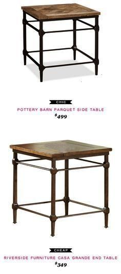 Collectionpottery Pottery Parquet Coffee Table Alike